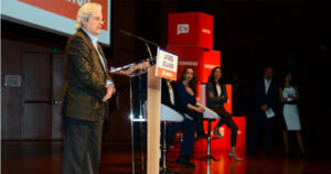 Javier Nart Peñalver, eurodiputado por Ciudadanos-Partido de la Ciudadanía