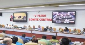 V Pleno del Comité Central del Partido Comunista