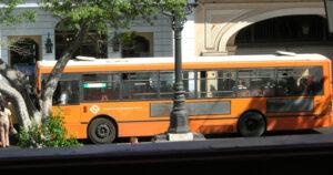 Autobus de La Habana