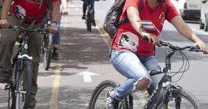 Bicicletas en La Habana