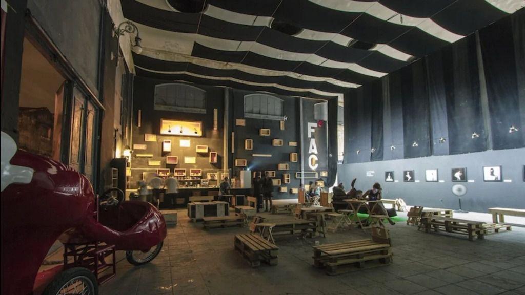 Fábrica de Arte de La Habana
