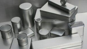 Envases de metal