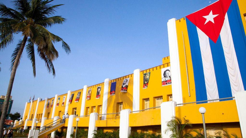 Cuartel de la Moncada