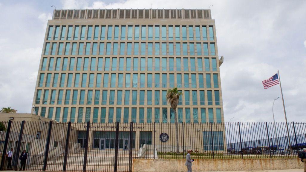 Embajada de EEUU en La Habana