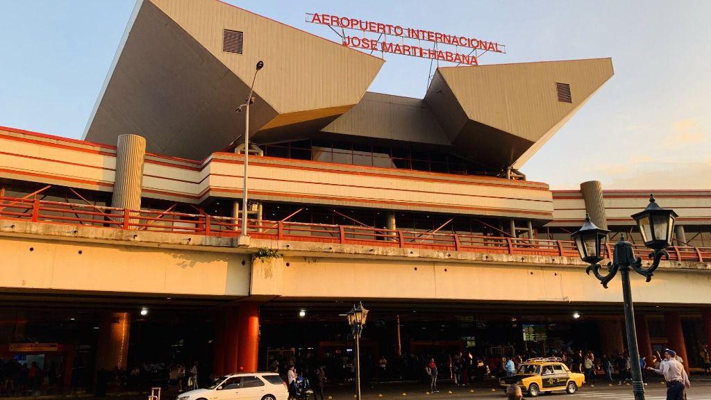 Aeropuerto José Martí de La Habana