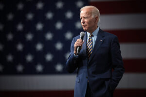 Joe Biden, presidente de EEUU